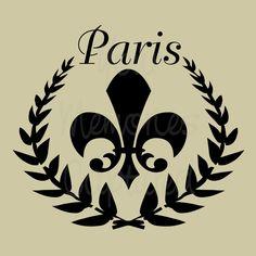 133 best paris stencils or decopiage images image transfers rh pinterest com