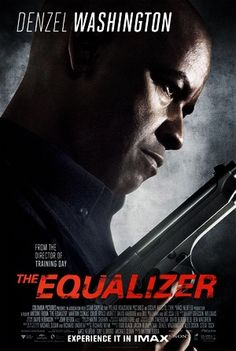 Denzel is no joke!  You thought he was bad ass in Training Day..wait until you get a load of this one \m/ #TheEqualizer