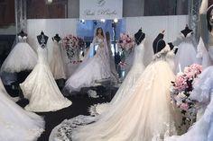#Matrimonio in vista? Tutte le ultime tendenze in campo bridal direttamente dall'anteprima di #RomaSposa #sposa