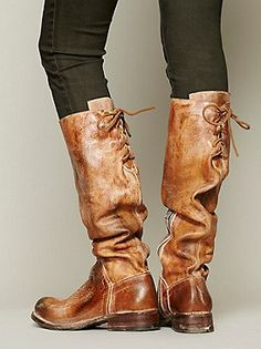 Bed | Stu Manchester Tall Boot at Free People Clothing Boutique | Thanks Jessica! They are to die!