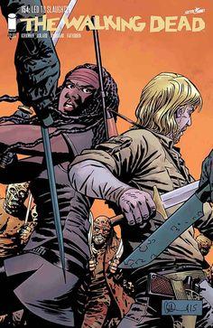 Image - The Walking Dead #154