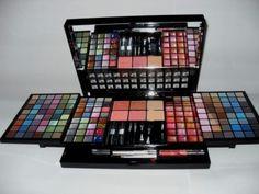 maletas de maquiagem Avon