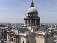 Cúpula do Panthéon será reaberta para visitas a partir do dia 1º de abril