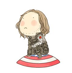 Captain America: Winter Soldier || Bucky Barnes - Who are you waiting for?