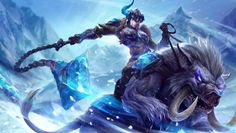 Freljord Champions and Skins | League of Legends
