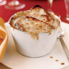 Truffle-Infused French Onion Soup | Food & Wine