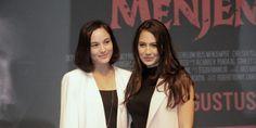 Chelsea Islan dan Pevita Pearce (foto ; kicky herlambang/guritanews.com)