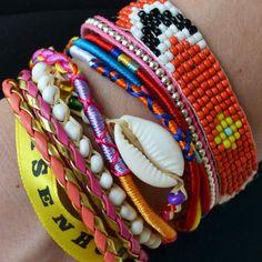 Brazilian bracelet HIPANEMA CAATINGUINHA