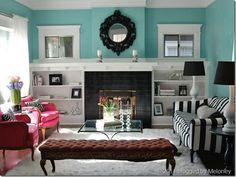 SUPER cute room! so fun!