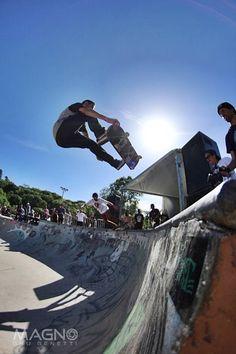 "Marujo Rodrigo Ferrari ""Loco""  Foto por Magno Gnu Benetti #Skate #Skateboard #SailorSkateboard #SailorTeam #RheumaticHardCoreSession"