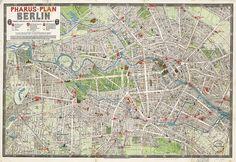 Berlin Pharus-Plan c1905 - Pharus Plan - Wikipedia