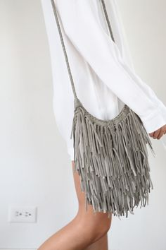 Savannah Fringe Bag