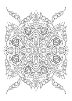 Creative Coloring Inspirations: Art Activity Pages to Relax and Enjoy! - Google zoeken