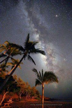 Joe West Photography Hawaii & Sky