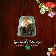 Nasi Domba Cabai Hijau by Sateku Express Dapur Mamih