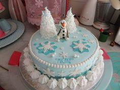 torta frozen olaf