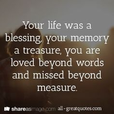 Website Link >> http://www.all-greatquotes.com/all-greatquotes/category/memorial-poems/memorial-poems-short/ Beautiful Collection Of Short Memorial Remembrance Verses And Tributes.: