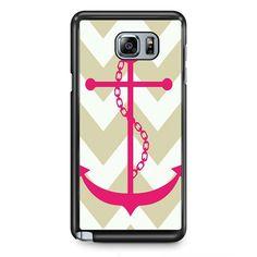 Pinky Anchor TATUM-8731 Samsung Phonecase Cover Samsung Galaxy Note 2 Note 3 Note 4 Note 5 Note Edge