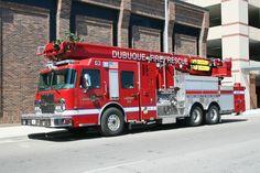Dubuque Fire Department, Ladder 512