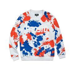 Bluza bez kaptura CAMO WHITE Damska bluza wykonana z najlepszej jakości bawełny. Cała bluza zadrukowana w unikatowy kamuflaż Prosto. Na piersi logotyp wykonany z miękkich, szenilowych liter. Graphic Sweatshirt, Style Inspiration, Autumn, Sweatshirts, Sweaters, Fashion, Moda, Fall Season, Fashion Styles