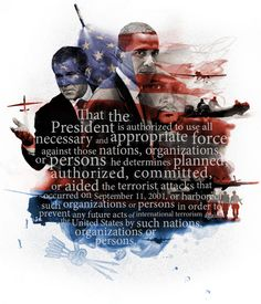 "The Untold Story Of The Most Dangerous Sentence In U.S. History -- A not-so-short history of the Authorization For The Use of Military Force (""AUMF""), which provides the legal foundation for America's ""war on terror"". Drafted and passed by Congress in the aftermath of 9/11, it authorizes Presidents to use ""all necessary and appropriate force"" to hunt down the 9/11 terrorists and to ""prevent any future acts of international terrorism"". In effect: Anything, anywhere."