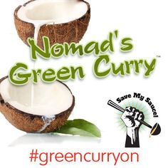 My favorite Sauce of the Season has a chance to become a permanent offering at HuHot! #SaveMySauce #GreenCurryOn