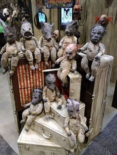 Transworld 2017 creepy dolls