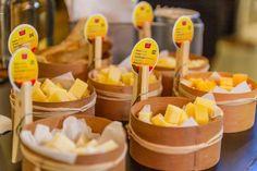 Degustação de queijos Campo da Serra