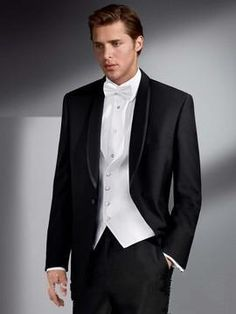 2015 Custom Made One Button Black Groom Tuxedos Shawl Collar Groomsmen Best Man Suits Mens Wedding Suits Jacket+Pants+Tie A2 Formal Wear Mens Suit From Libanglin888, $76.15| Dhgate.Com