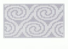 completed offset spiral chart i hand charted this in excel Tapestry Crochet Patterns, Fair Isle Knitting Patterns, Knitting Charts, Knitting Socks, Crochet Chart, Filet Crochet, Crochet Waistcoat, Fair Isle Chart, Celtic Spiral