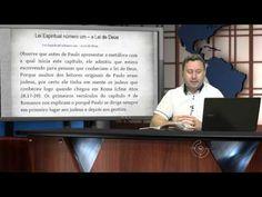 A Lei, a Carne e o Espírito - AD Criciúma - EBDWeb