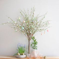 Easter blossom adds instant seasonal charm to your home