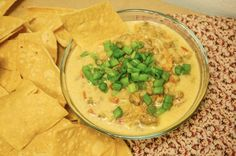 Skinny Cheeseburger Dip, only 3 points plus and 100 calories per 1/4 cup