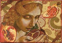 Mediterranean Meanderings :: The Myth of Persephone and the Pomegranate