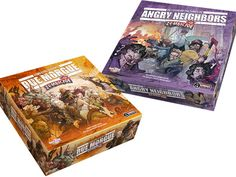 Zombicide: Season 3 by CoolMiniOrNot — Kickstarter. Backed it today and can't wait to get it!