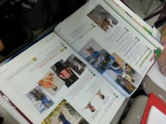 The Spanish 1 book