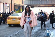 New York Fashion Week Street Style Fall 2015 | Teen Vogue