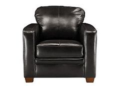 Trent Leather Chair