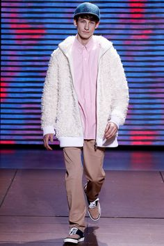 Julien David | Fall 2014 Menswear Collection | Style.com