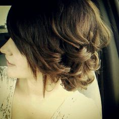 Easy and quick updo.