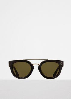be38ffed164 New Preppy Sunglasses in Acetate - Céline