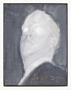 , 2008. Oil on canvas, 36×27.5cm.