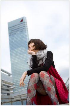 ナマダさんの私服ポートレート☆の画像:Cosplayers Photo Studio Blog
