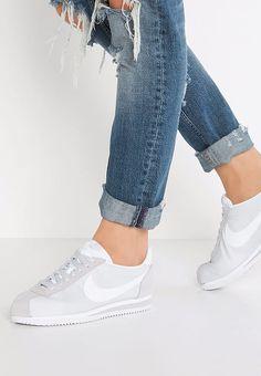 Nike Sportswear CLASSIC CORTEZ - Zapatillas - pure platinum/white - Zalando.es