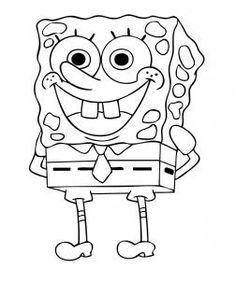 Spongebob Drawing