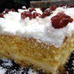 Τουρτα με ινδοκαρυδο !!! Πολυ αφρατη !!! Greek Desserts, Greek Recipes, Cake Pops, Vanilla Cake, Cheesecake, Pie, Sweets, Cookies, Party