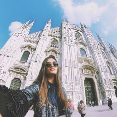Il Duomo di Milano, Milan, Italy /lnemni/lilllyy66/ Find more inspiration here: http://weheartit.com/nemenyilili/collections/88742485-travel