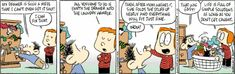 one of my favorite strip from the comic  comic strip image from baby blues