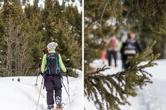 Schneeschuhtour in den Waadtländer Alpen#Chavonnes #Bretaye #snowshoeing #winter #Villars www.villars.ch