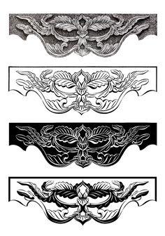 VietNamese's Traditional Patterns / Vốn Cổ Dân Tộc on Behance